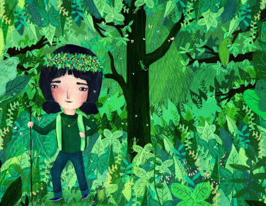 Anita Lester @a.d.lester.illustration