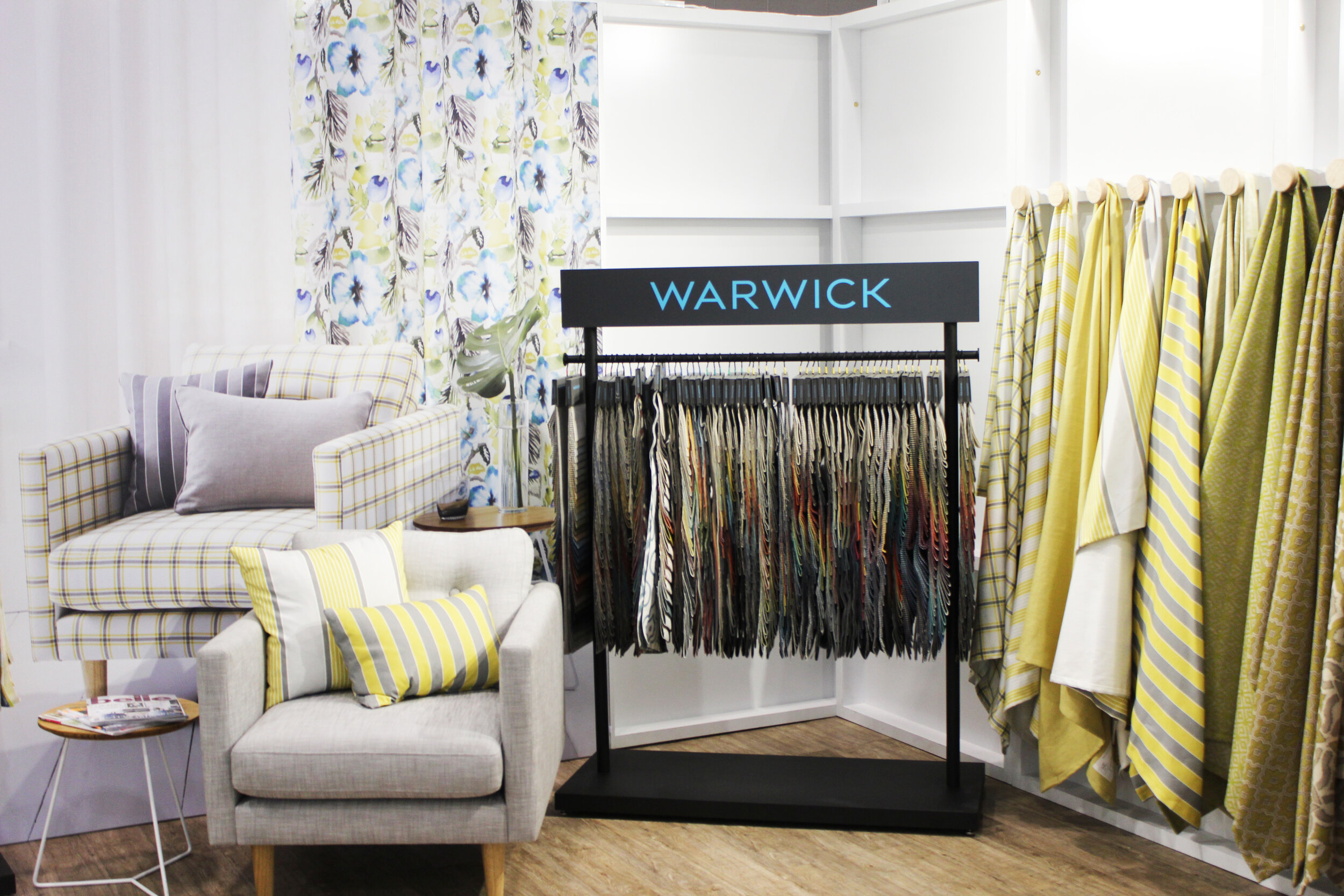 The Approach. - When working with Warwick, BEST. takes each project and sets out to push the boundaries in partnership. From racks and shelve systems, to a total redesign of their showroom spaces, our grasp of the specific needs has grown over the years, allowing us to offer a depth of service and understanding that is rare in design projects. With ever changing designs, evolving ranges and offerings, working with Warwick is a constant joy and  entertains our ability to create and recreate within an existing tone, look and theme.The extension of our design work into the Warwick brand and digital platforms has allowed us to take the knowledge and experience and create the right words, looks and ideas to bring their existing brand to life digitally.