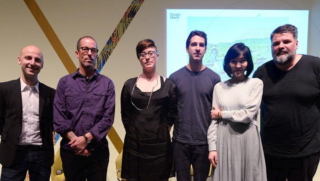 Panel - Design/Miami 2014 panel discussion