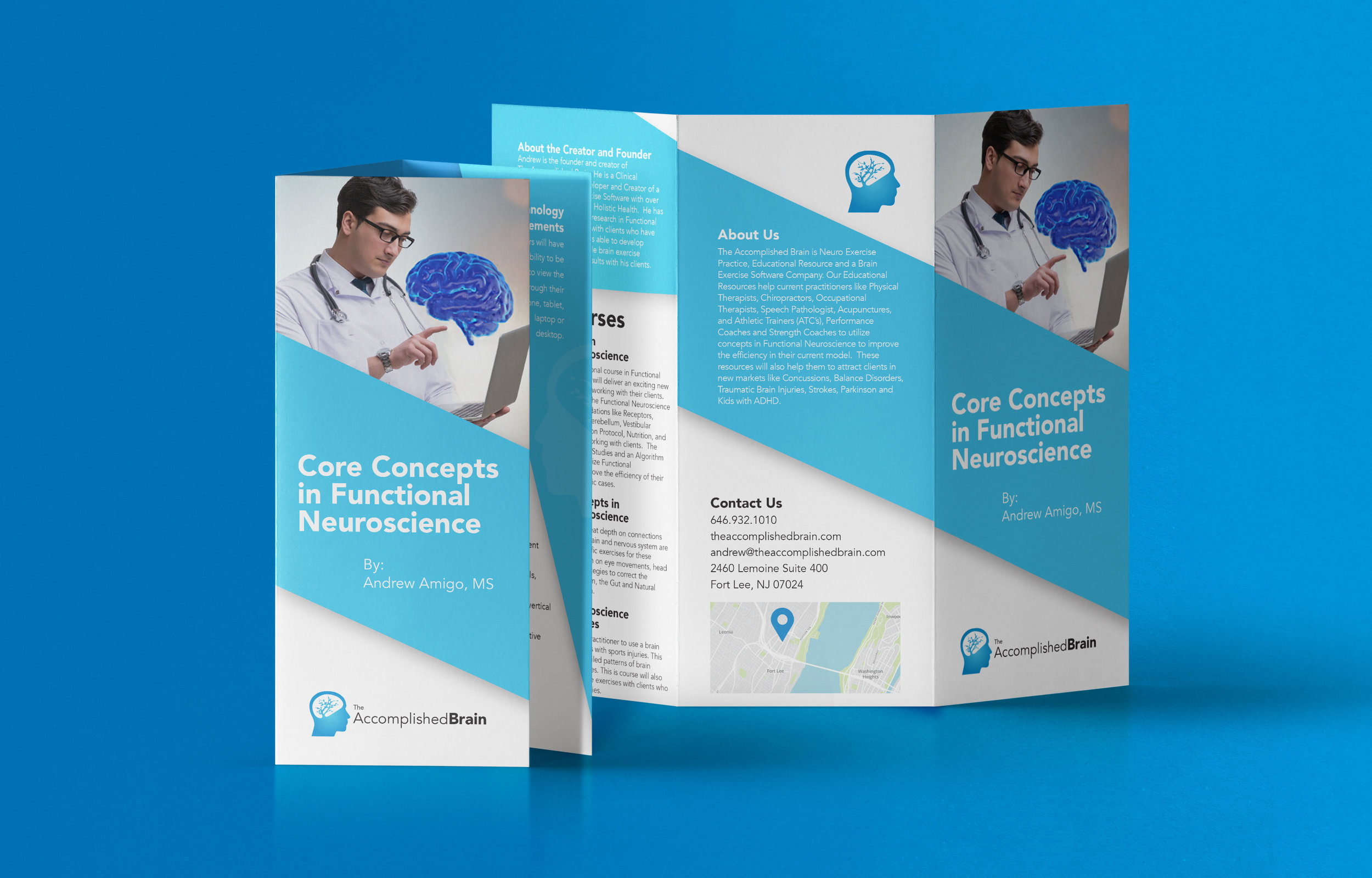 The Accomplished Brain - Core Concepts Brochure