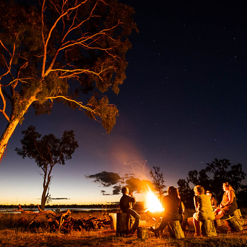 CORPORATE & CLIENT GETAWAYS   Get off the grid with our unique Kinrara Expedition packages