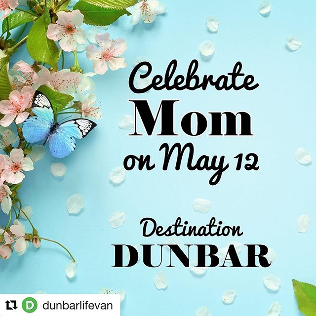 Mother's Day gifts, treats and surprises are all available on Dunbar. Come out for a stroll and enjoy the best our neighbourhood has to offer!  #Repost @dunbarlifevan with @get_repost ・・・ So many places to shop locally for that very special lady in your life.  #shopdunbar #dunbar #dunbarvillage #dvba #dunbarlife #shopdunbar #pallamedia #mothersdaygifts #mothersday