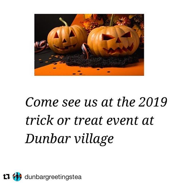 Make sure you come by to visit all of your favourite local businesses at our Dunbar trick or treat event between 27th and 29th avenues on Saturday October 26th from 2 - 6pm #vancouver  #fun #shopdunbar #shoplocal #dunbarvillage #dunbarhalloween2019