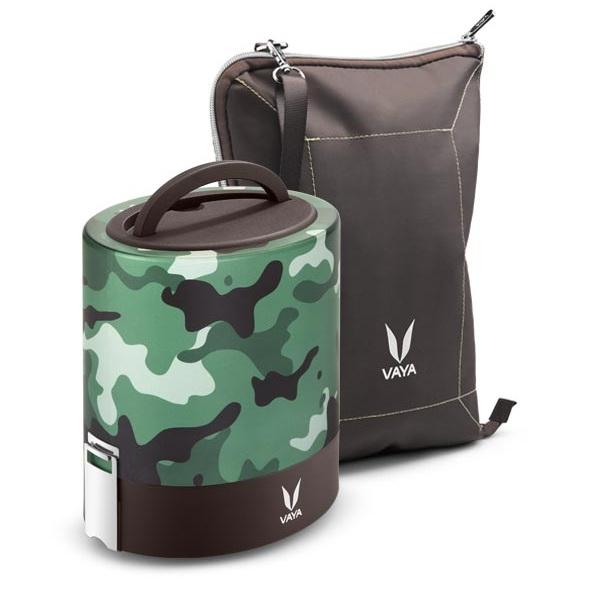 Vaya Tyffyn 1000 ml Camo with BagMat / Rs 3,190