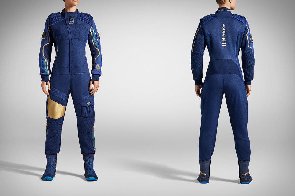 Virgin Galactic Armour Spacesuit India