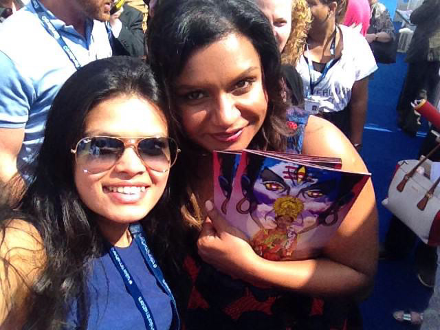 Cannes Film Festival with Mindy Kaling