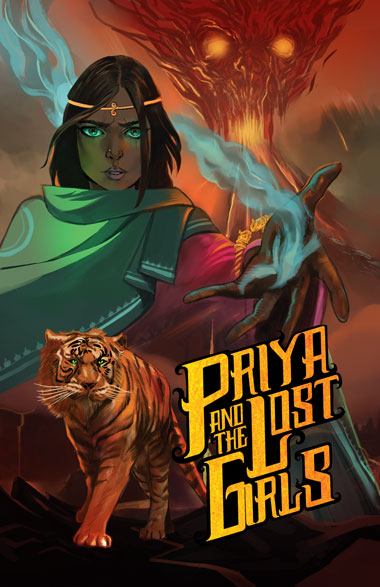 Priya and the Lost Girls
