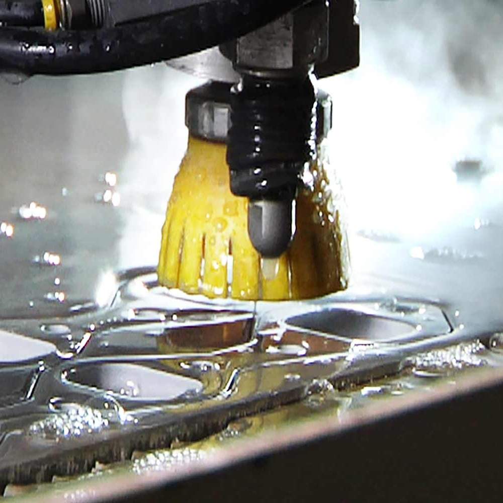 State-of-the-Art Machinery - Atlantic Metal Products utilizes automated equipment on the cutting edge of technology to fabricate precision industrial parts and machinery. AMP services include: HD Plasma Cutting, Water Jet Cutting, Metal Bending & Forming.