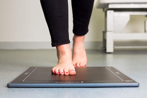 Dr Lindsay Hill salford podiatrist and custom orthotics specialist at salford chiropractic clinic20 copy.jpg