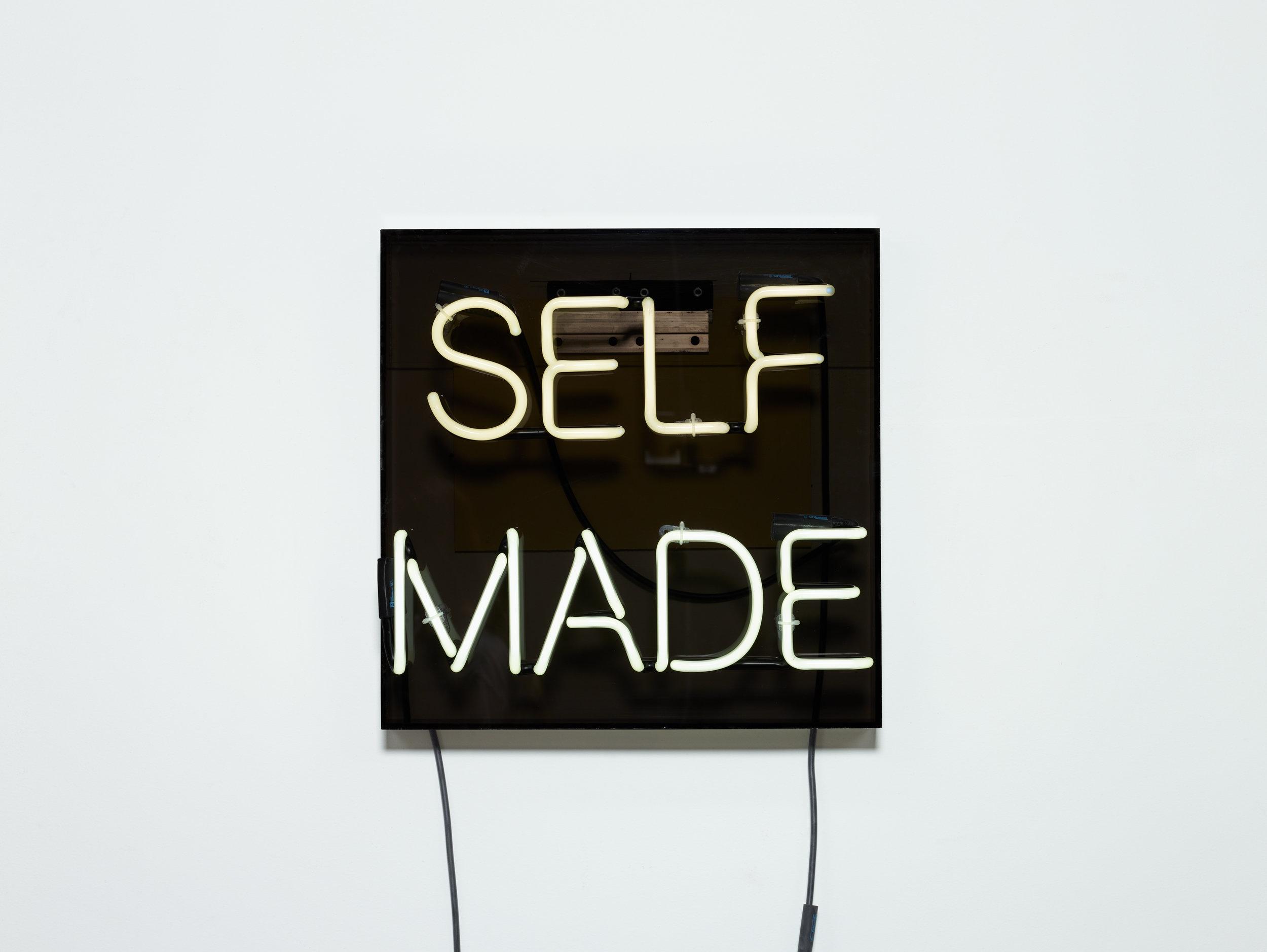 """Thomas Page Mcbee , """"Self-Made,"""" 2019"""