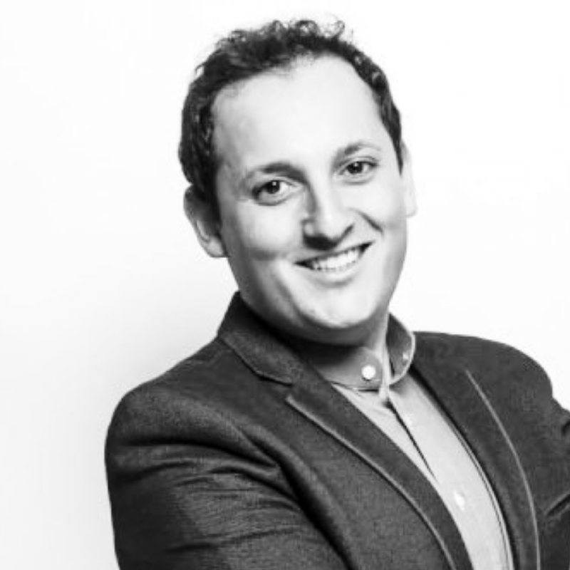 Stéphane Boukris  Co-Founder & General   Manager   @Ametix