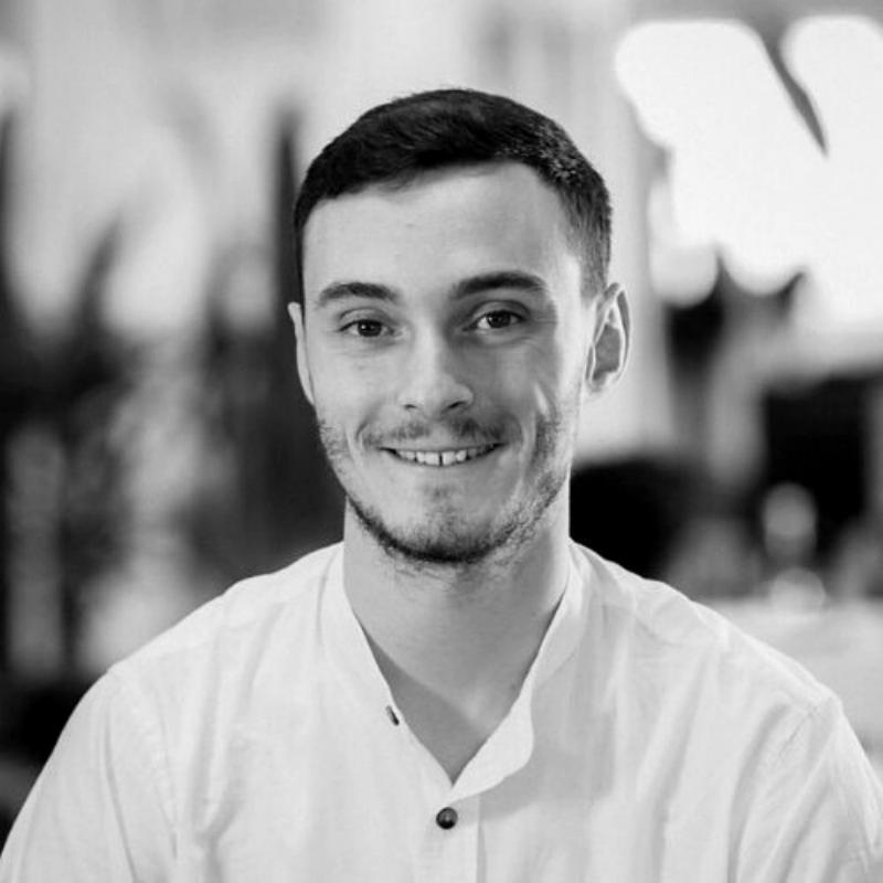 Adrien Gaucher  Account Manager   @Spendesk