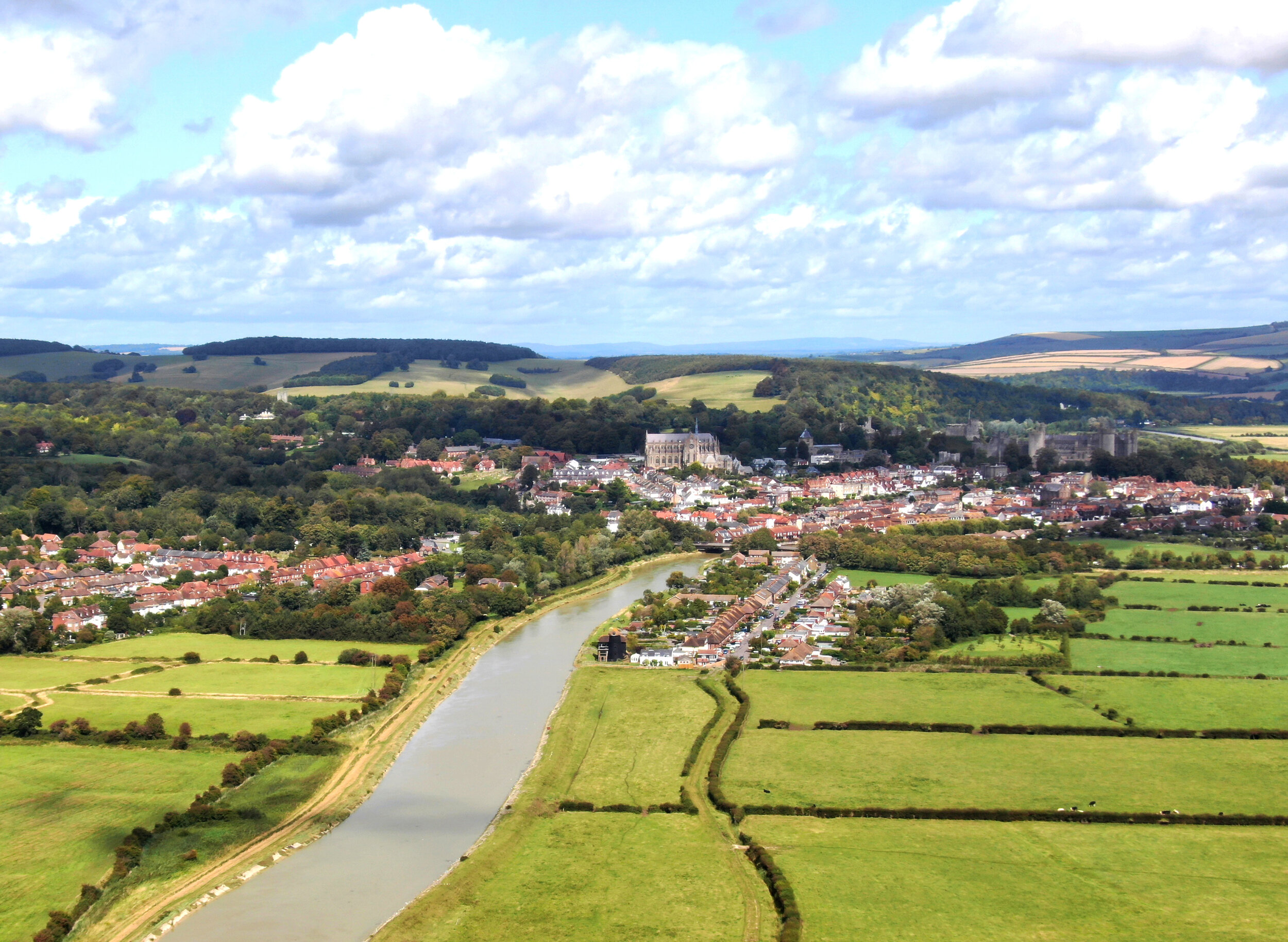 Arundel and the Arun