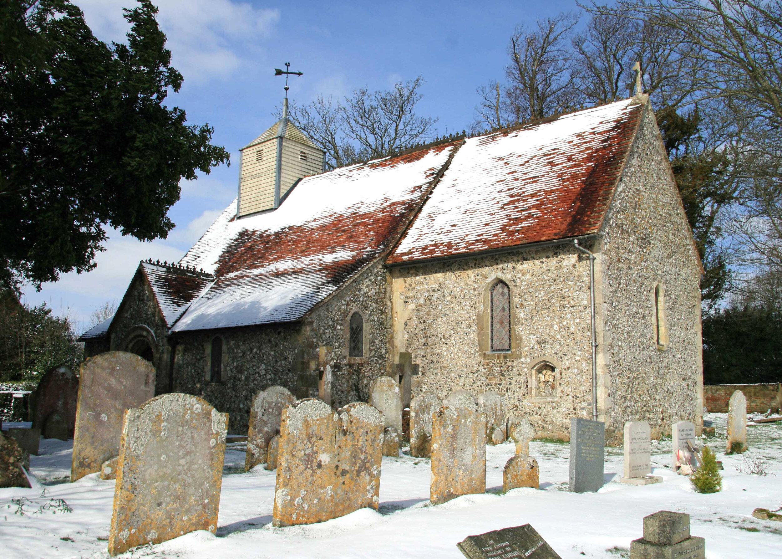 St Mary's Church, Tortington