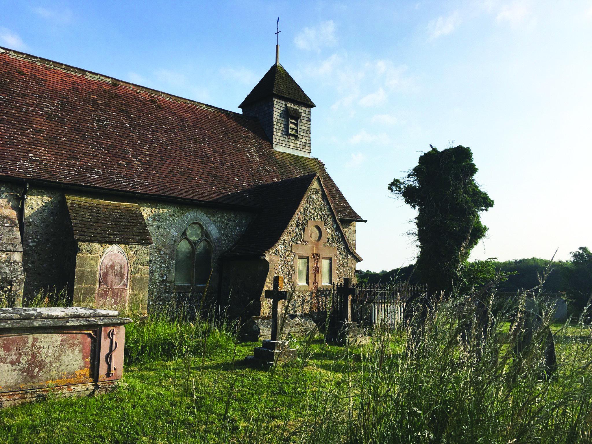 St Mary's Church, Binsted