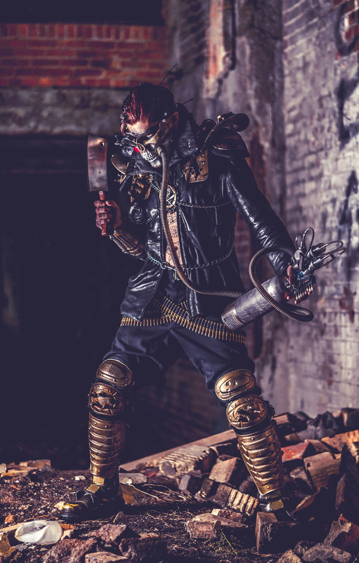 Sam Seraph Leija - One of the most dynamic and fun photographer around. would highly recommend!(Fantasy Portrait)