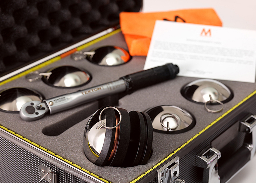 - A contributing element to the stunning overall sound performance of the M2 is the application of the MPOD. The MPOD is based on the scientific principles of Constrained Layer Damping (CLD) which are well documented and in our opinion, the most effective way to channel unwanted vibrations away from a component and its platform. Operating under massive weight the MPOD is a noise channeling system that effectively dissipates resonance while maintaining ultimate coupling properties to the floor resulting in remarkable sonic results. M2's ordered with the MPOD 3-Pt Stand come with a beautifully appointed case that includes six MPOD's and a professional grade torque wrench that allows for periodic maintenance of the internal tension rods.