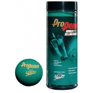 Pro Penn / Head - They are the official ball of the Oregon High School Racquetball League. Pro Penn is the world's #1 selling ball and is the official ball for many National and Pro tournaments.