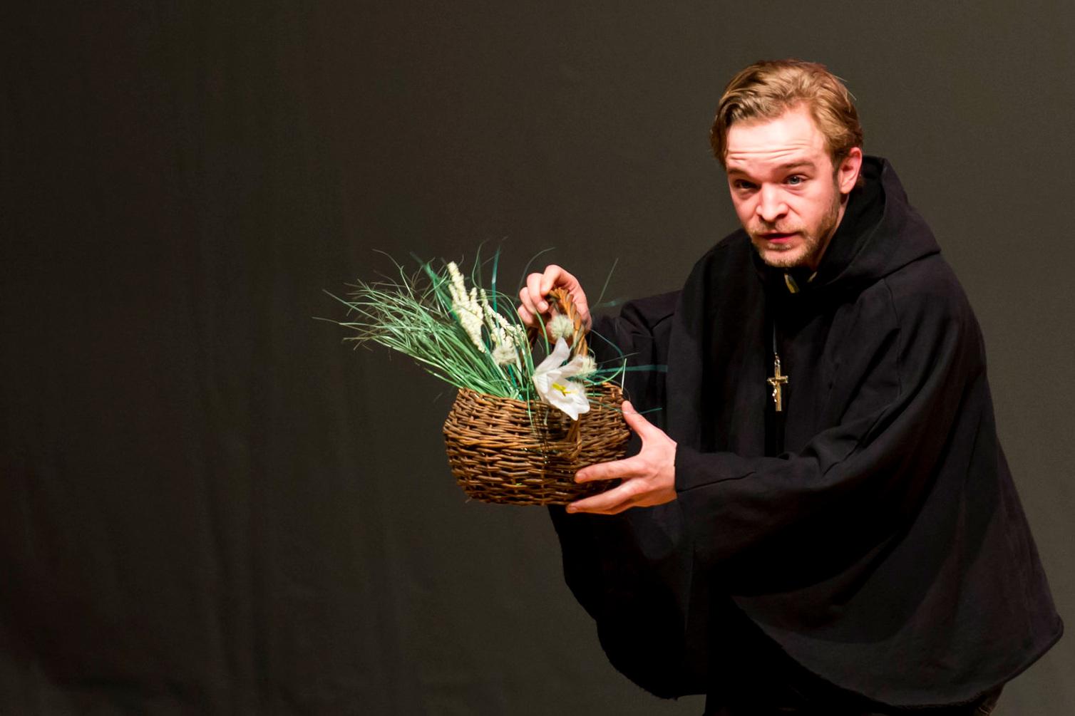 Romeo & Juliet  -HVSF Tour - dir. Tom Ridgely