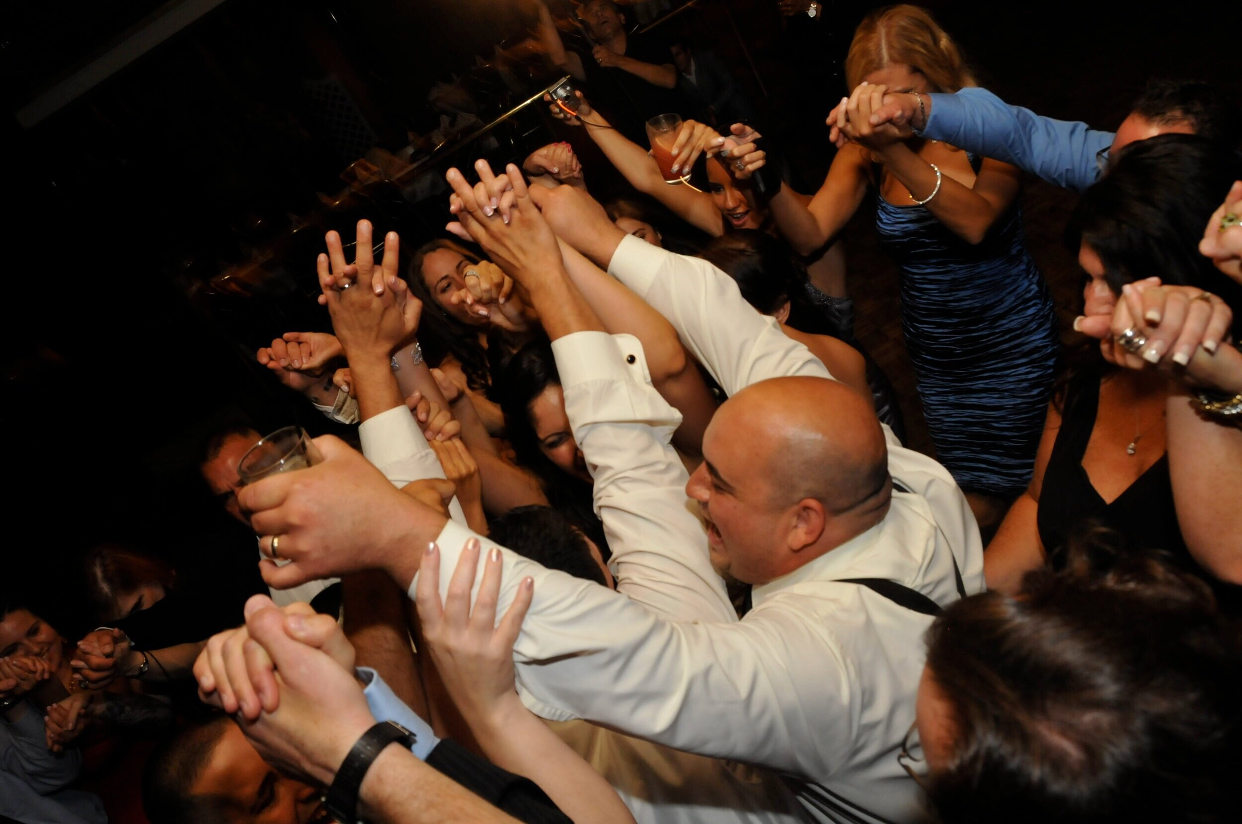 your Wedding - Music & Dancing. First & foremost. But is there more? Yeah, there's more.