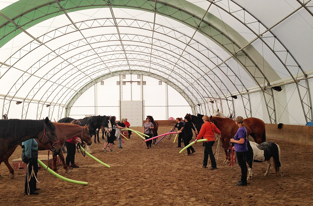 Fees: - Indoor Arena Day Fee - $150.00 day Play with balls, jumps, pylons and barrels Enjoy a heated room with tv etc for group meetingsLunches available for your meetings upon request Private hourly rate (2 hours) = $20 *additional horse $5 ea.Family rates: $40 for 3 hours - max 4 riders Daily Box stall Rental $10 - you clean (outdoor only) Bed and bale stalls = $10/night outdoor —  $20/indoor*must be booked in advance