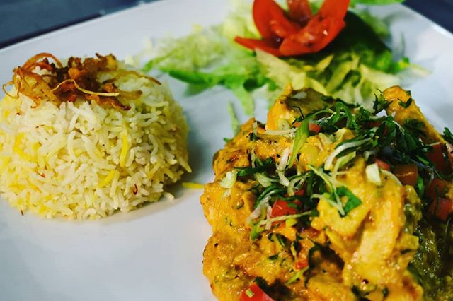 Our exclusive Noorjahan Special dishes come with saffron pilau rice and salad. Choose from Noorjahan Special Chicken, Lamb or King Prawns.  #noorjahan #restaurant #noorjahan2 #london #lancastergate #special #chickencurry #lambcurry #prawncurry #curry #food #photography #indianfood #indiancuisine