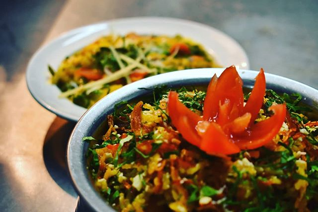 All our Biryani dishes are accompanied with a delicious vegetable side dish  #noorjahan #restaurant #noorjahan2 #london #lancastergate #food #photography #indianfood #indiancuisine #biryani