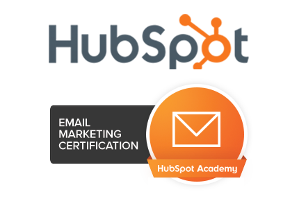 HubSpot Email Marketing Logo