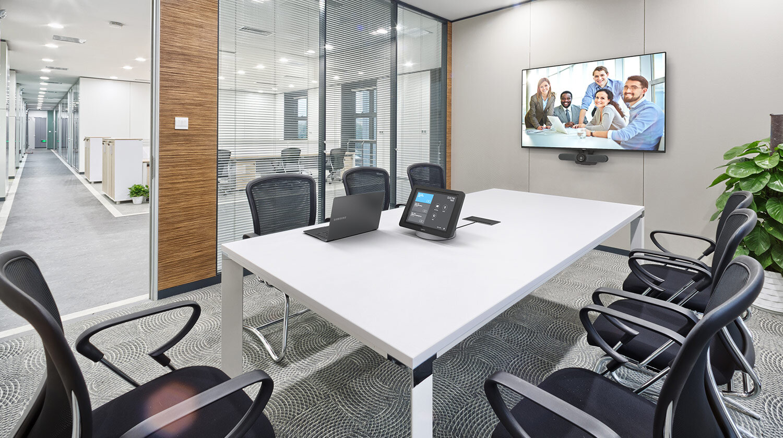 Zoom Modern Meeting Room
