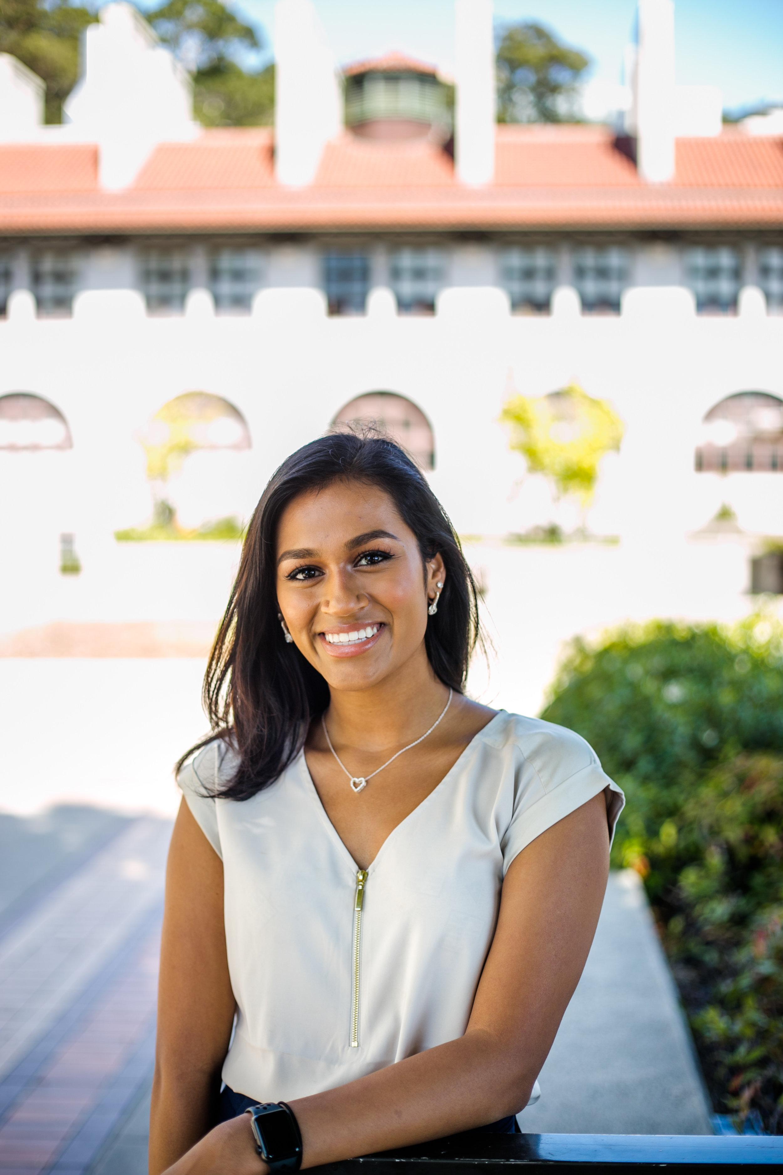 Maya Iyer - President