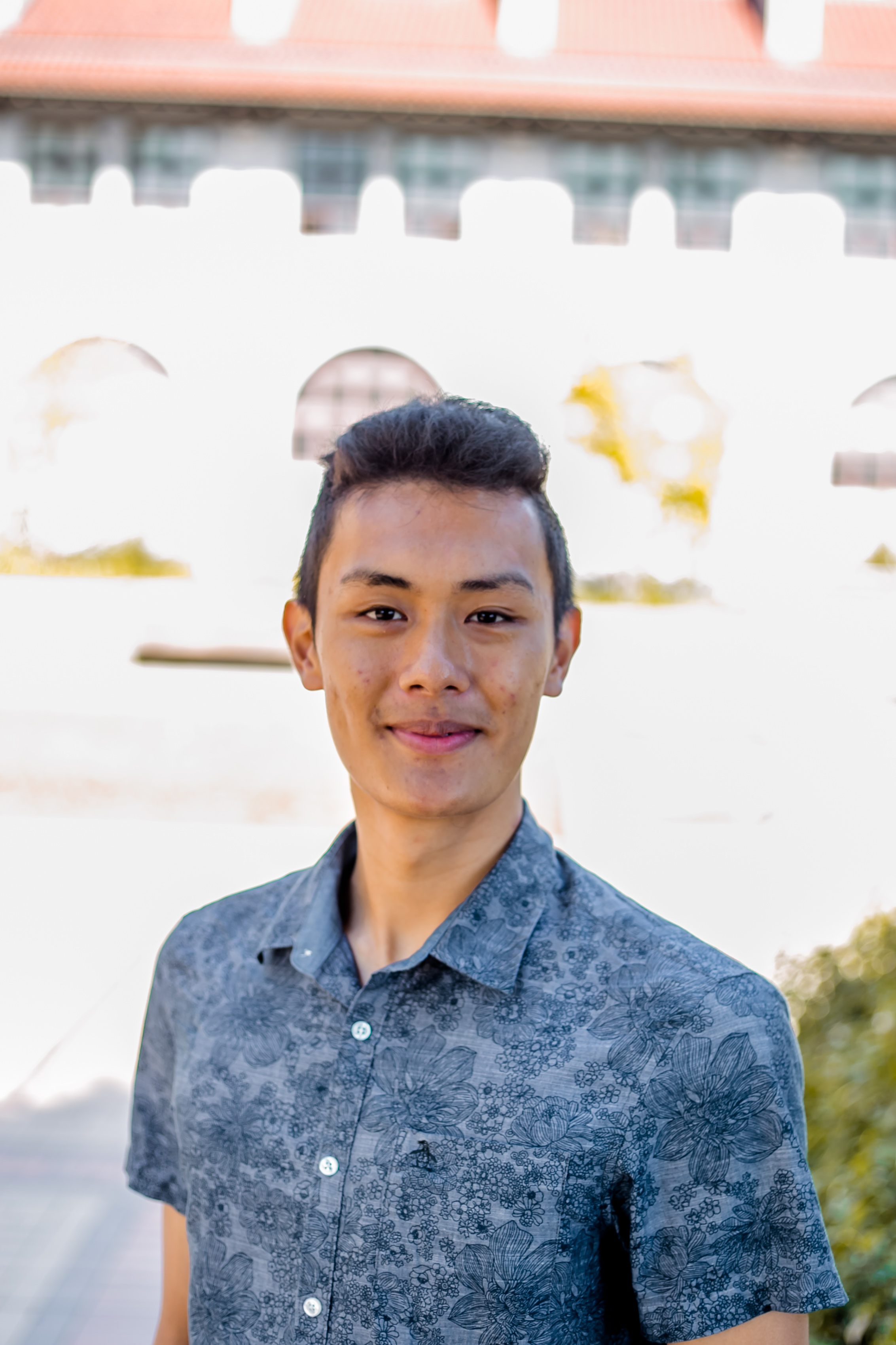 Kenneth Ng - External Vice President