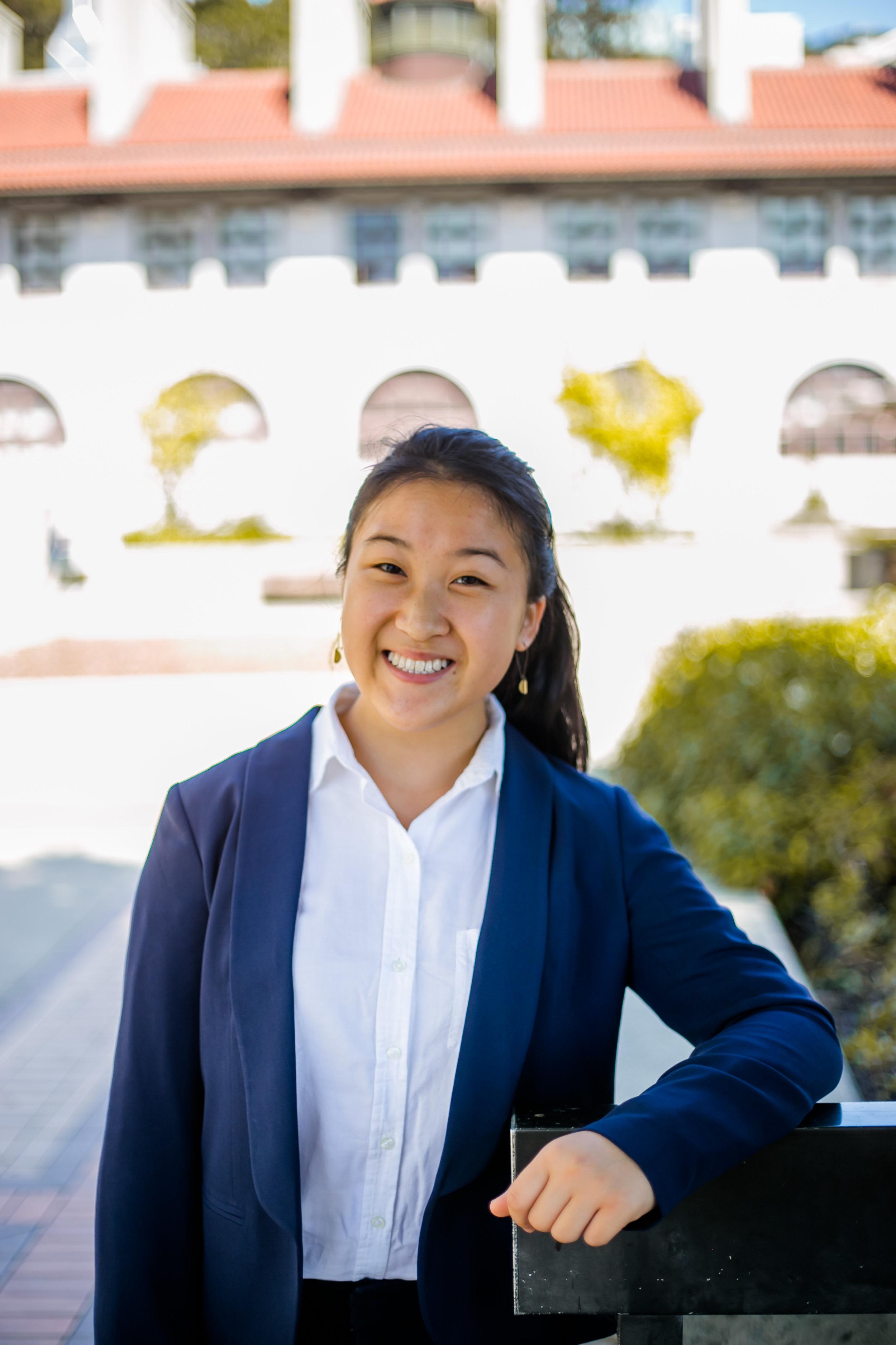 Frances Cheng - Public Relations Director