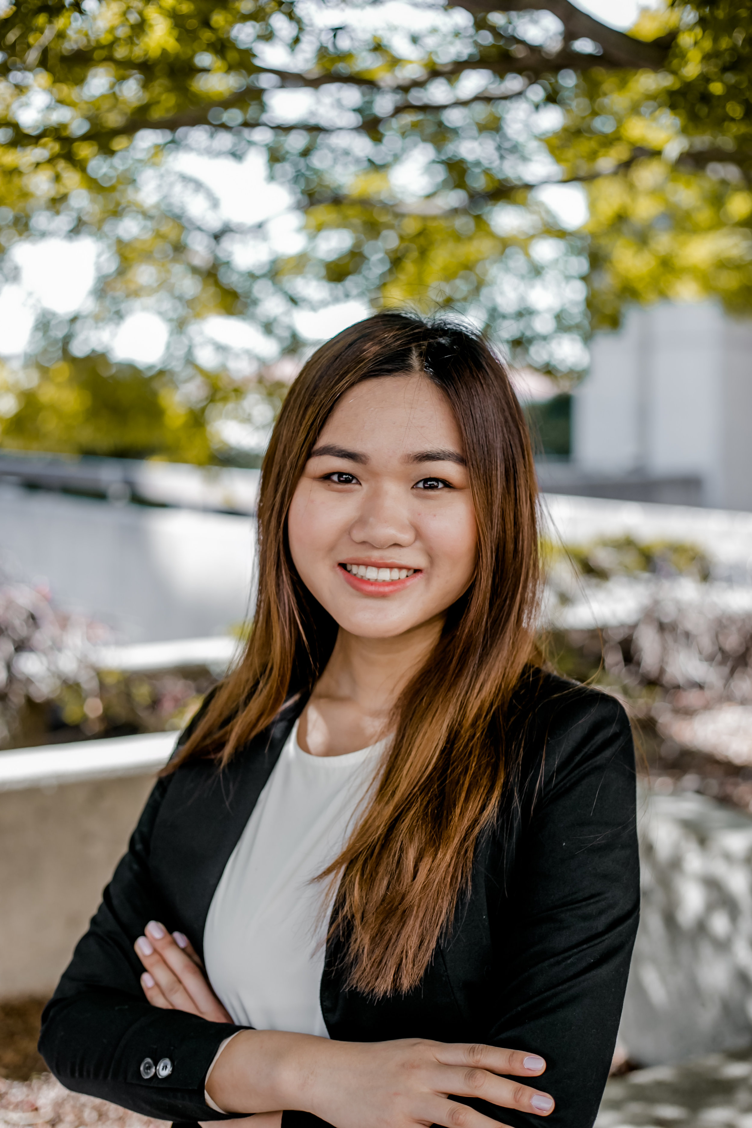 Amber Chen - Project Manager