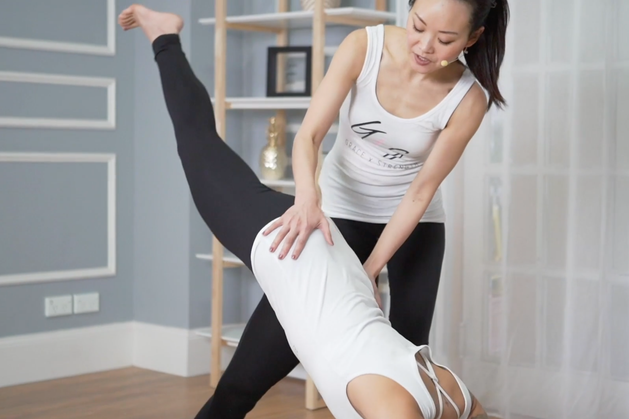 YOGA THERAPY - Yoga therapy uses a variety of yoga practices aimed to improve a health condition. I am a trained yoga therapist with a passion to help women with anxiety, depression, eating disorders, migraines and athletes. Find out more by clicking on this link.