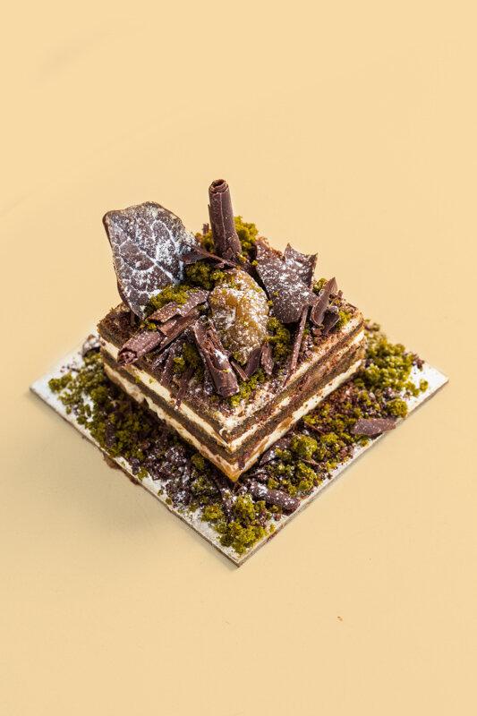 Japanese Forest Cake