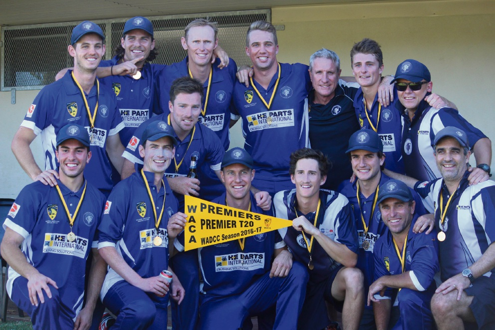 16/17 T20 Premiers