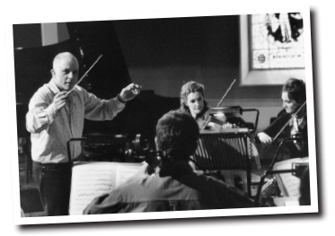 1997 – 2000 THE ROYAL PHILHARMONIC ORCHESTRA   Became leader of The Royal Philharmonic Orchestra in 1997 with Danielle Gatti and together they helped to reposition the orchestra.