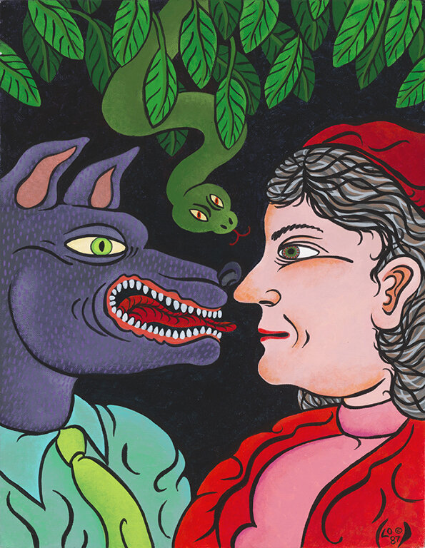 1_Linda Lee Alter_Little Red Riding Hood and the Wolf.jpg