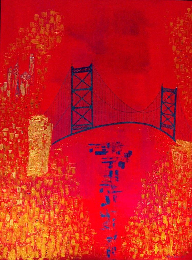BRIDGE,+36-X48-,+mixed+media+on+canvas.jpg