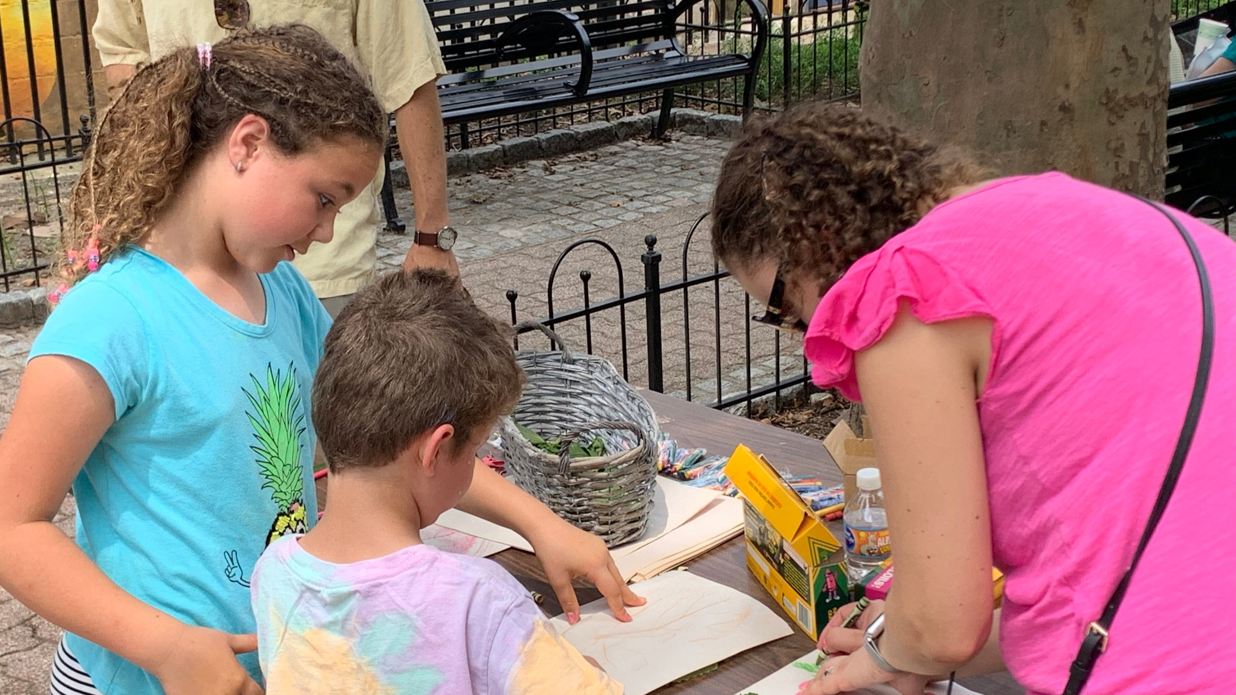 Youth Programs - The Franklin Institute, Fleisher Art Memorial and DVA members will organize free educational programing for youth.