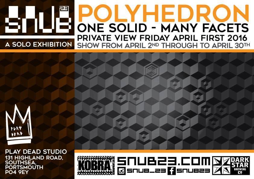 Snub23 Polyhedron