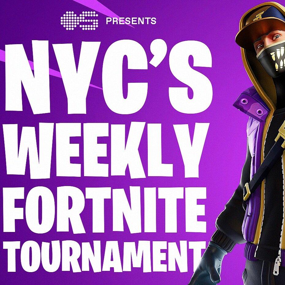Nycs Weekly Fortnite Tournament Os Nyc