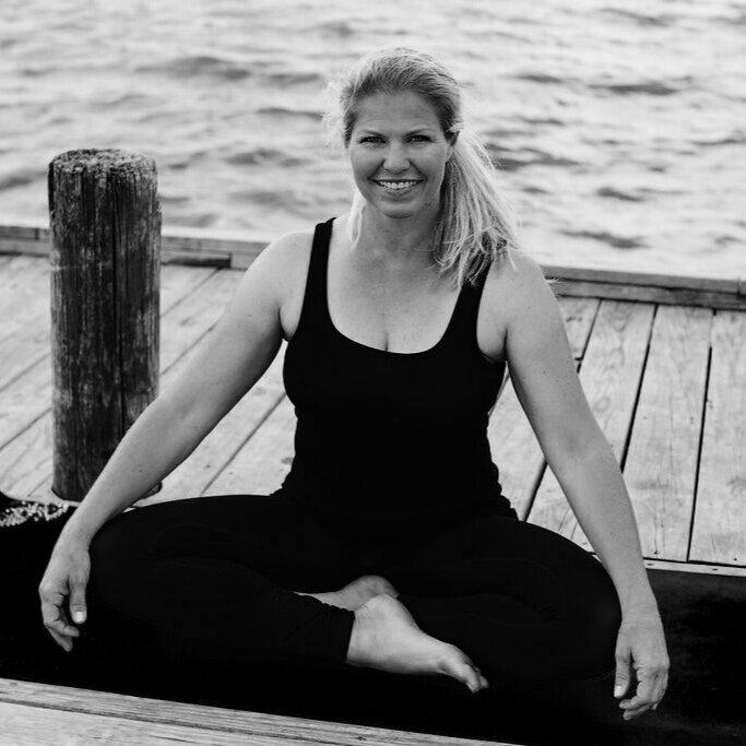 Charry Morris - Trained by Sri Andre RamStretch + Meditation, Vinyasa: ChakrasMore on Charry