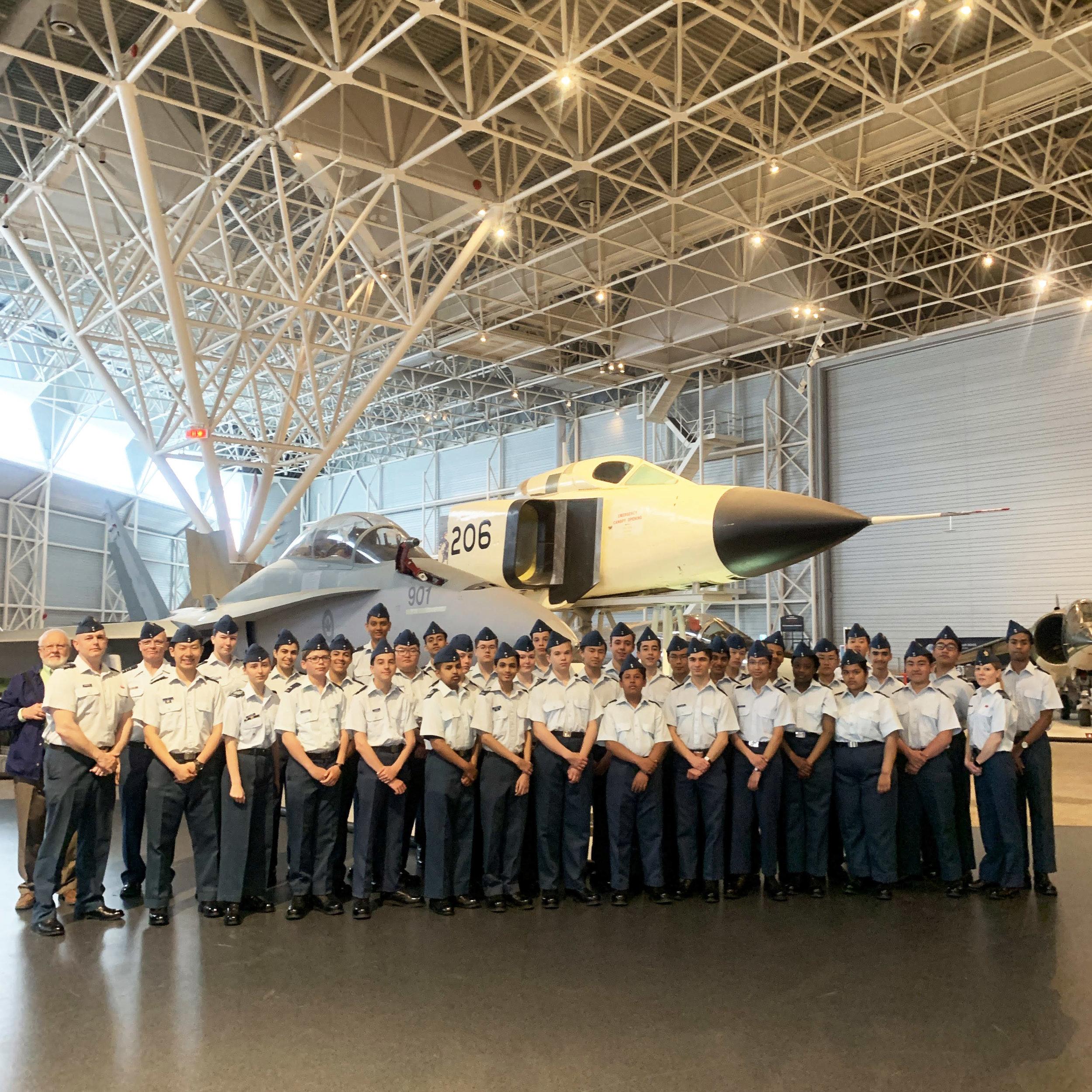 Canada aviation & Space museum