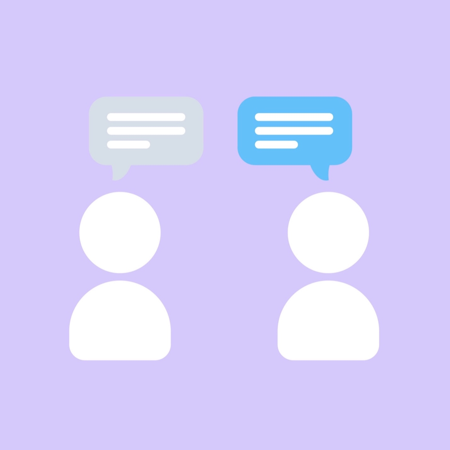 Direct Chat - Direct message any person you connect with or any team member in your group board.