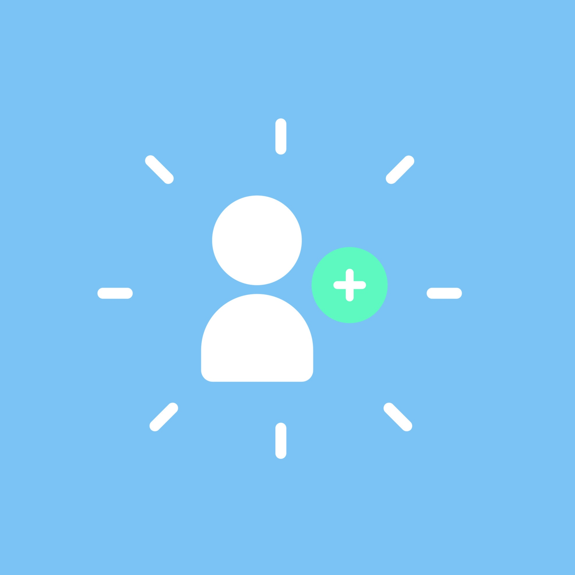 Invite - Invite as many members as you want to a single task.