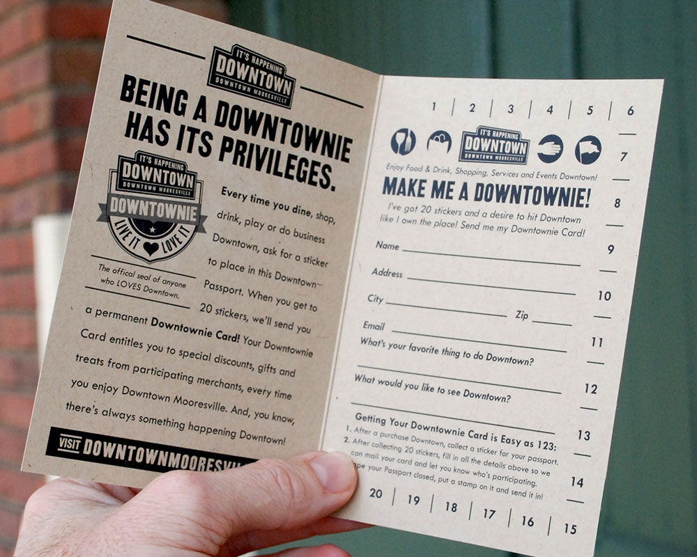 FINAL:  Inside your Downtown Passport.