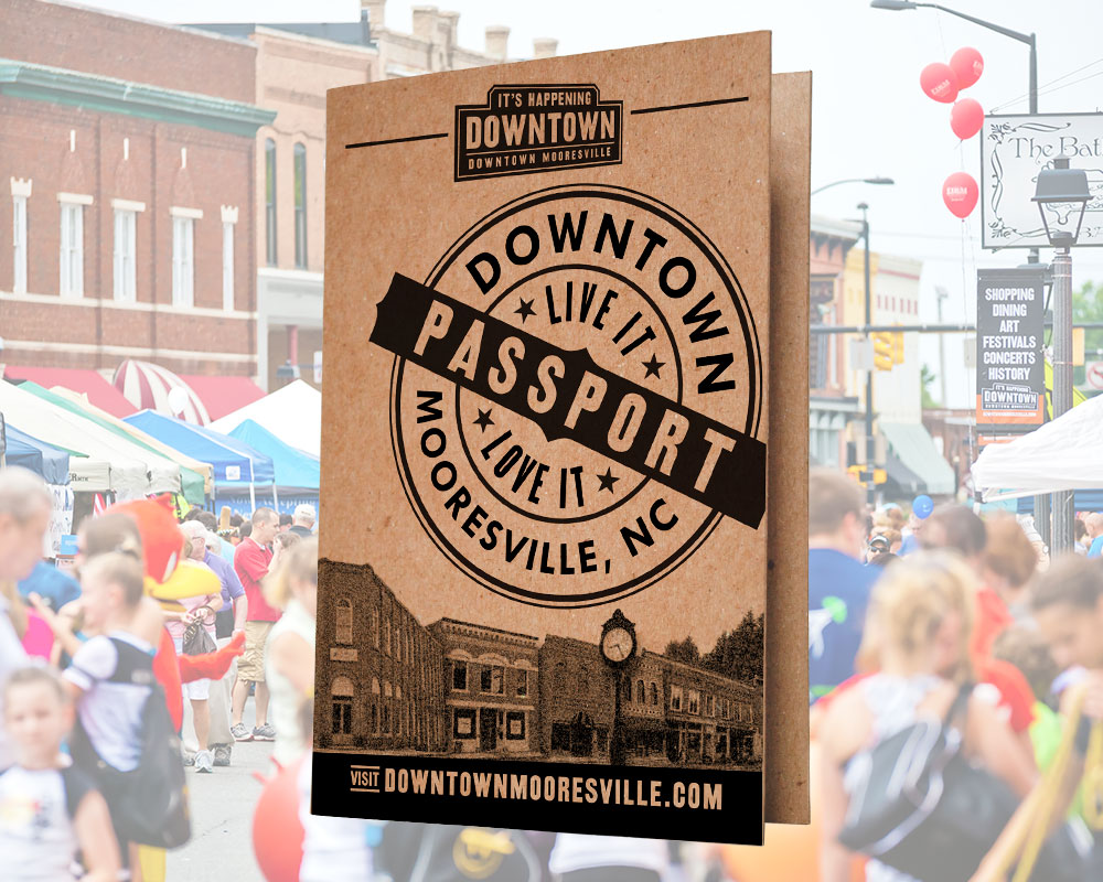 FINAL:  You're entry point to become an official, card-carrying member of Downtown Mooresville – a Downtownie!