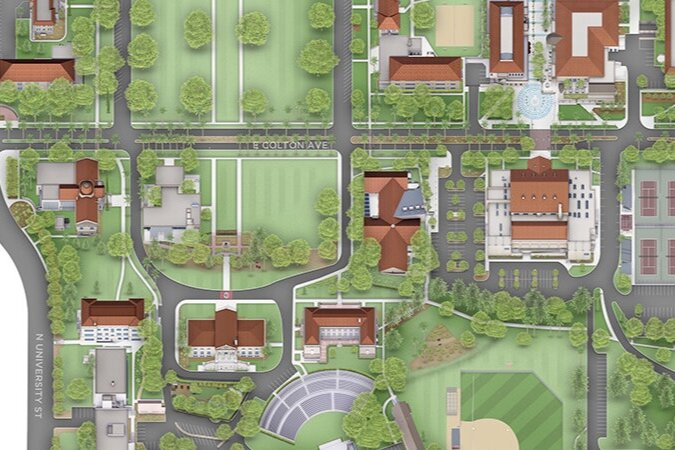 Campus Map - Our interactive map will help you navigate the campus.