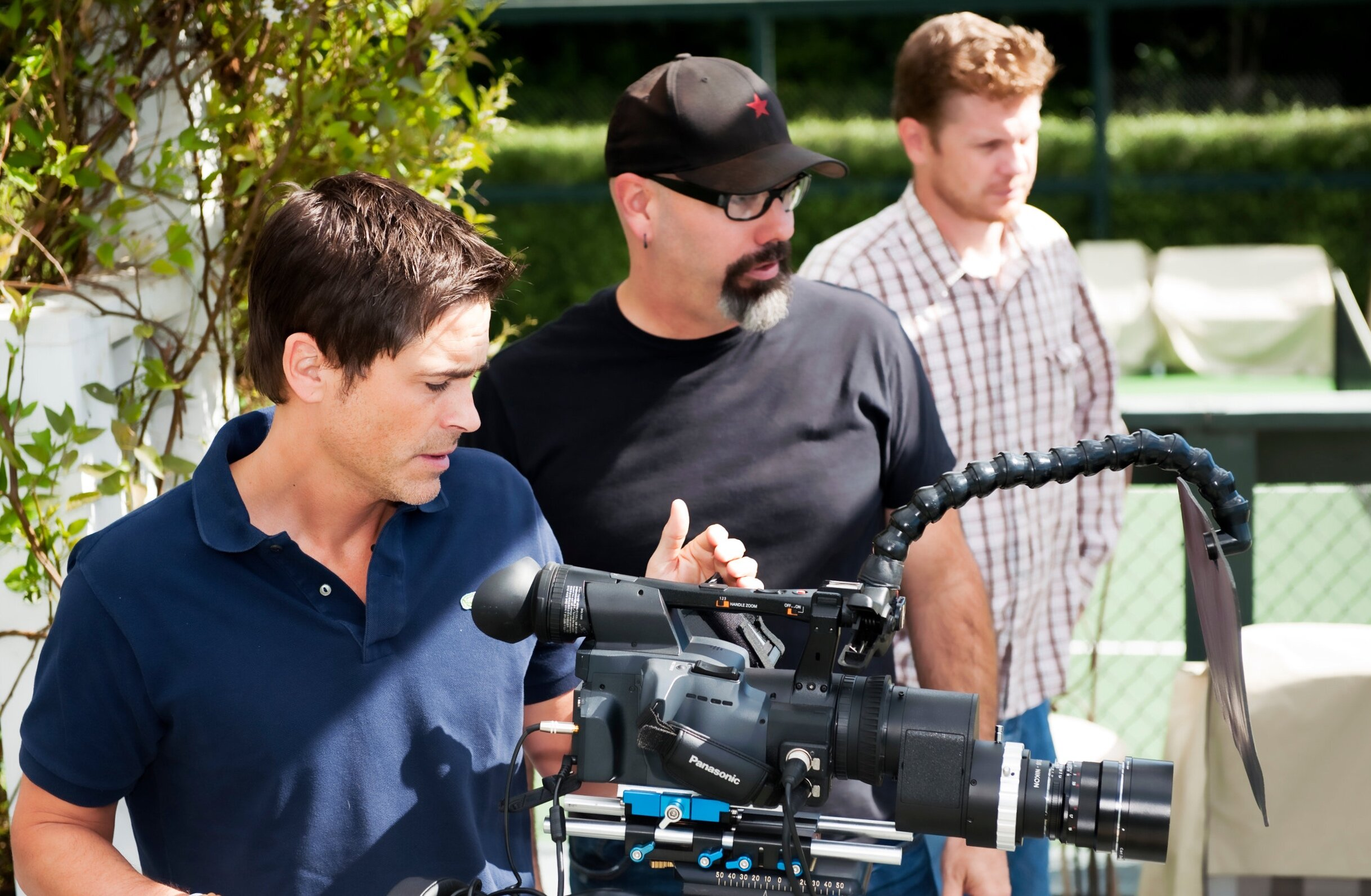 - - Rob Lowe, Dream Foundation Shoot